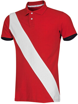 PLAYERA POLO BANDA