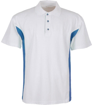 PLAYERA POLO FRANJAS