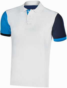 PLAYERA TIPO POLO COLORES