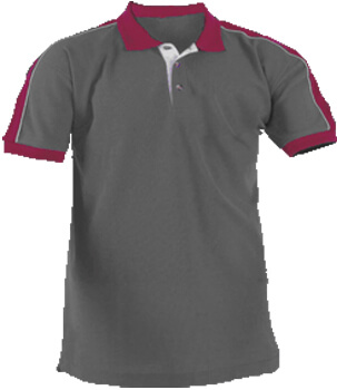 PLAYERA TIPO POLO JUVENIL