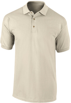 PLAYERA POLO BEIGE